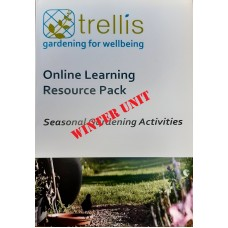 Winter Resource Pack : Online Learning - Seasonal Gardening Activities